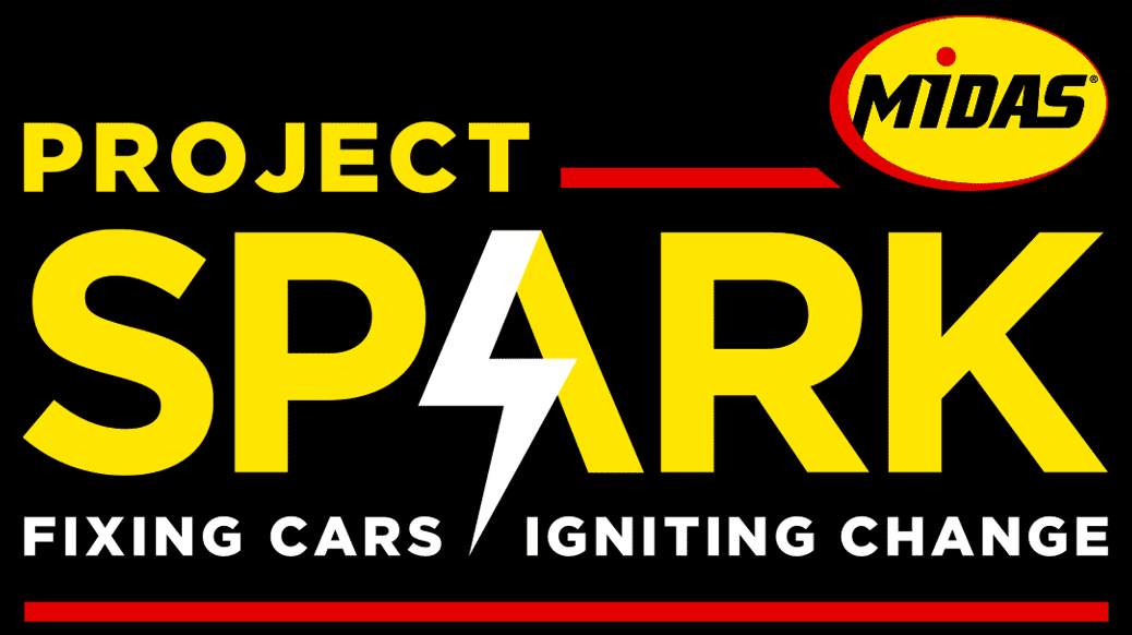 Midas Project Spark Fixing Cars Igniting Change