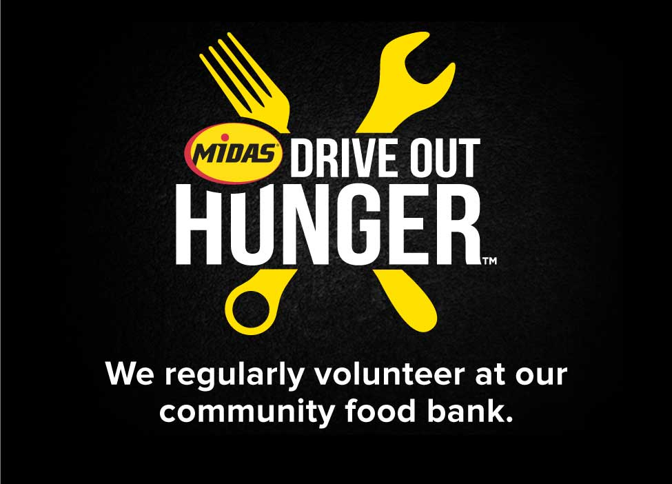 Drive Out Hunger Volunteer