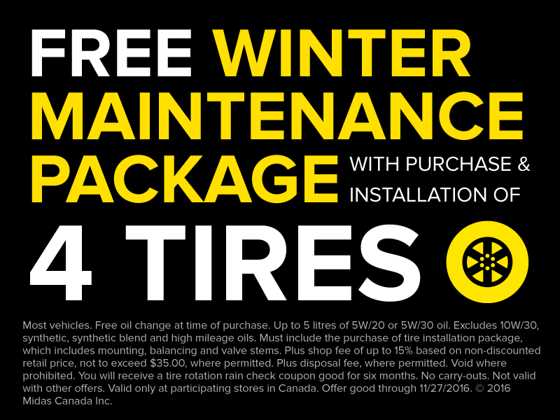 Winter Maintenance Package